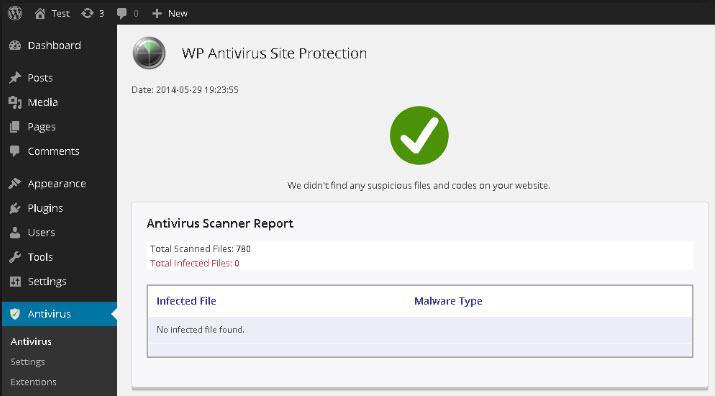 top 10 plugins bảo mật wordpress tốt nhất antivirus site protection